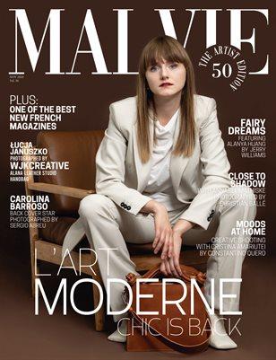 MALVIE Mag The Artist Edition Vol 50 November 2020