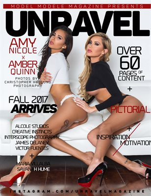 UnRavel Magazine Presents Volume II (Amber-Amy)