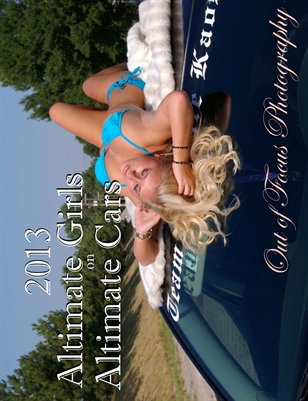 Altimate Girls & Cars Calendar 2013