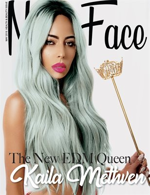New Face Fashion Magazine - Issue 29, May '19 (Kaila Methven Cover)