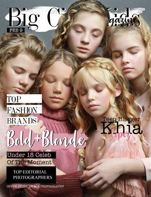 Big City Kids Magazine   February V9 2018