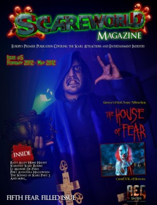 Scareworld - Issue 5 | Fifth Fear Filled Issue