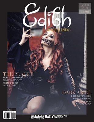 Midnight HALLOWEEN, October 2020, Issue 214 (edited)