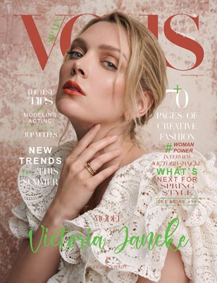 VOUS Magazine | The May Fashion & Beauty Edition | Vol.1 | 2021
