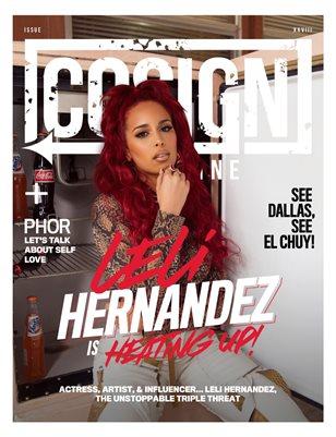 Issue 28: Leli Hernandez