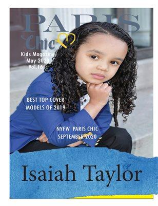 Isaiah Taylor