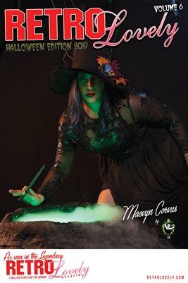 Maevyn Corvus Poster