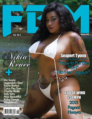 FBM Magazine Wet Bodies Issue Vol.10.4