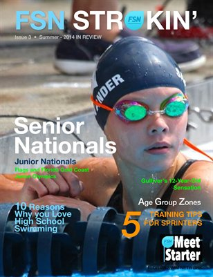 Florida Swim Network's Summer Magazine 2014