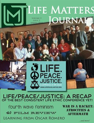 Life Matters Journal - Volume 3, Issue 3