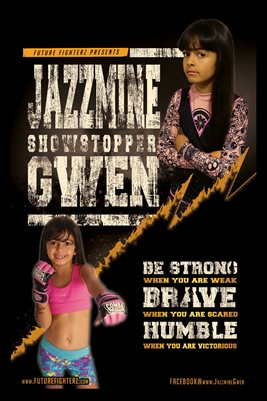 Jazzmine Gwen Humble Poster