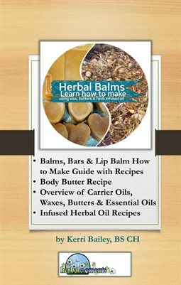 How to Make Herbal Balms