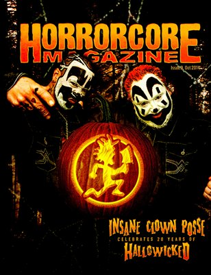 Horrorcore Magazine - Issue 9 - Hallowicked Edition