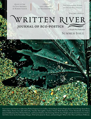 Written River Summer 2014