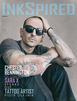 InkSpired Magazine Issue No. 34