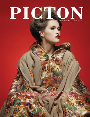 Picton Magazine December 2018 Beauty N7, Cover 3