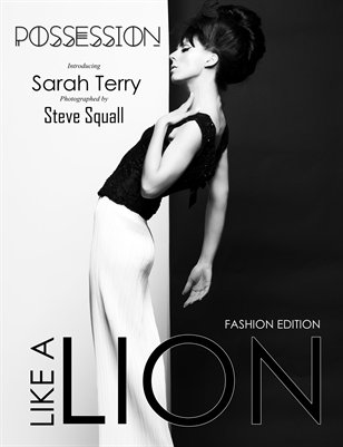 May - Fashion Edition - Like a Lion Magazine