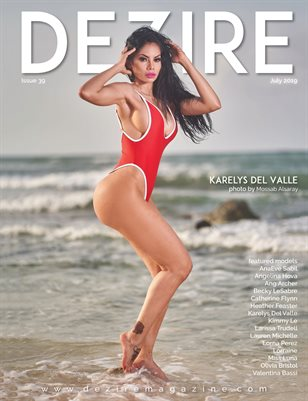 DEZIRE Magazine | Issue 39