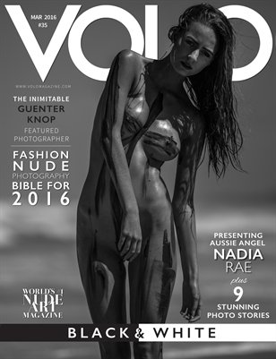 VOLO 35 - 2016 Black & White Issue