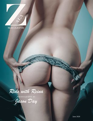 Zala Boudoir Magazine Issue 8