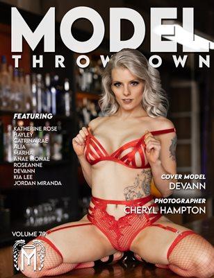 Model Throwdown 79 DeVann