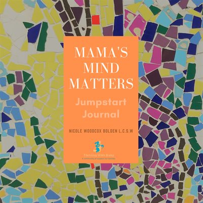 Large Mama's Mind Matters Journal