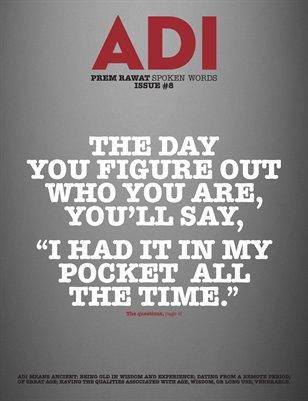 ADI Magazine #8