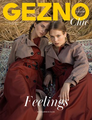 GEZNO Magazine August 2020 Issue #04