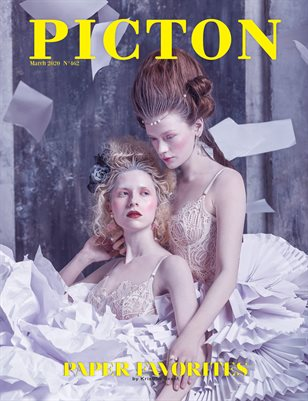 Picton Magazine MARCH  2020 N462 Cover 4
