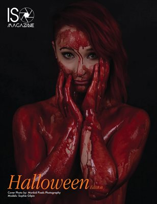 Halloween Edition 2020 - Sophie Gilpin Cover