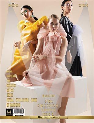 "MFM's ""THE CREATIVE ARTIST ISSUE,"" Vol.2 Edition"