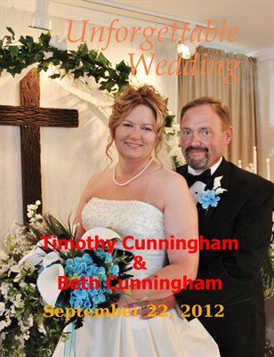 Cunningham & Cunningham Wedding Magazine
