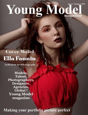Young Model magazine Issue 1 Volume 3 2019