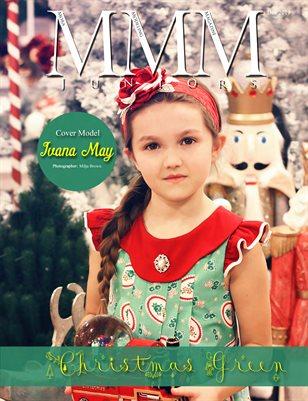 Juniors Christmas Green/Open Issue
