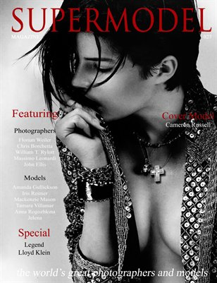 Supermodel Magazine Issue 027
