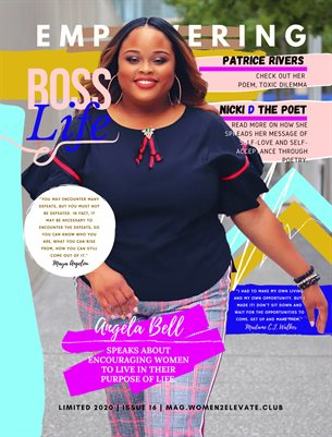 Empowering Boss Life | Limited 2020 | Issue 16