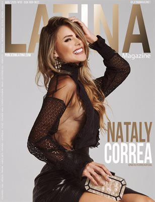 LATINA Magazine - NATALY CORREA - Issue #55 - March/2020