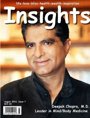 Insights Magazine - August 2010