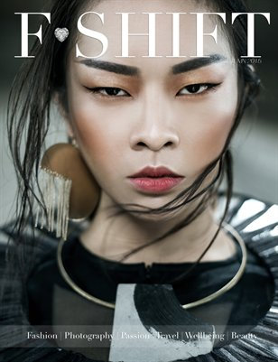 Fashion Shift Magazine AUTUMN 2015 | Cover 2