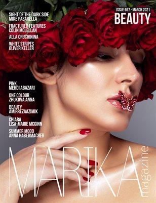 MARIKA MAGAZINE BEAUTY (ISSUE 667 - MARCH)