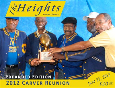 Volume 3 Issue 9 - 2012 Carver Reunion