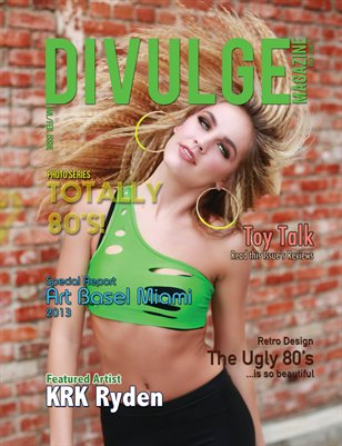 Divulge Magazine: Volume 3 Issue 1