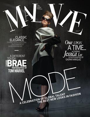 MALVIE Magazine The Artist Edition Vol 281 August 2021
