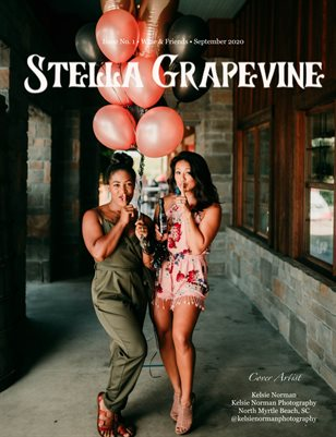 SG Mag Issue 1 Wine & Friends