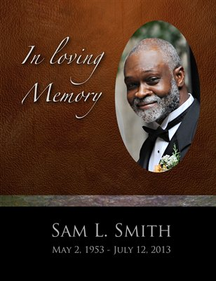 Sam Smith Obituary