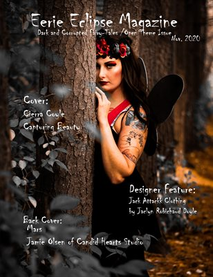 Eerie Eclipse Magazine Nov. 2020 Dark and Corrupted Fairy-Tales/ Open Theme
