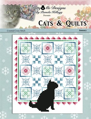 Cats And Quilts January