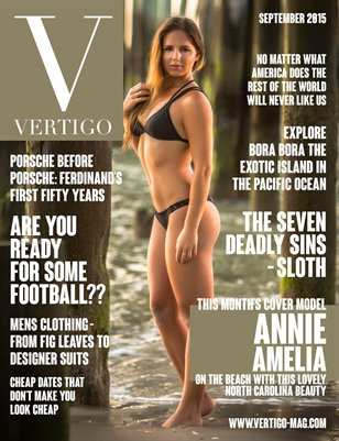 Vertigo Magazine - September 2015