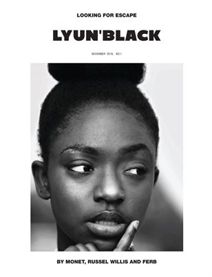 LYUN Black No.1 (VOL No.1) C1