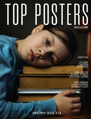 TOP POSTERS MAGAZINE- KIDS MAY (Vol 313)